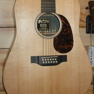 Martin D12X1AE 12-String Acoustic-Electric Guitar w/Fishman Sonitone
